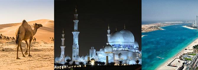 Views of Abu Dhabi