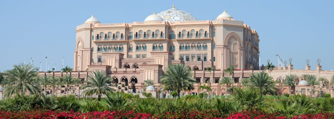 Emirates Palace – Conference Venue