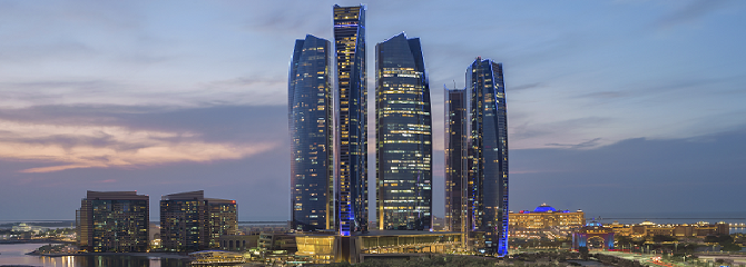 Jumeirah at Etihad Towers – Conference Venue
